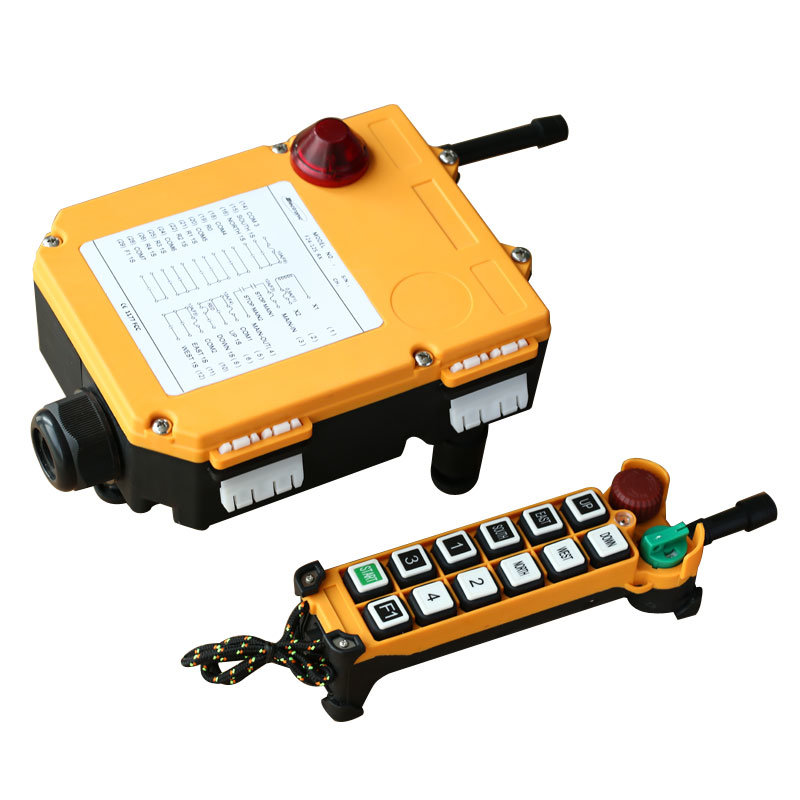 F24-12D Double Speed Industrial Wireless Remote Control for Crane