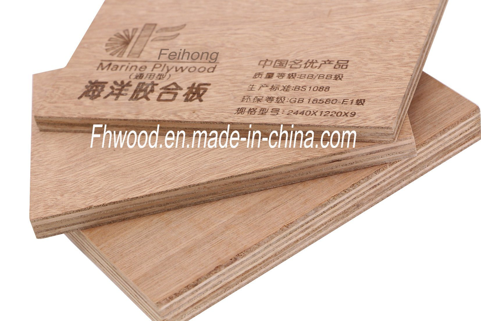 Marine Plywood for Boat Building