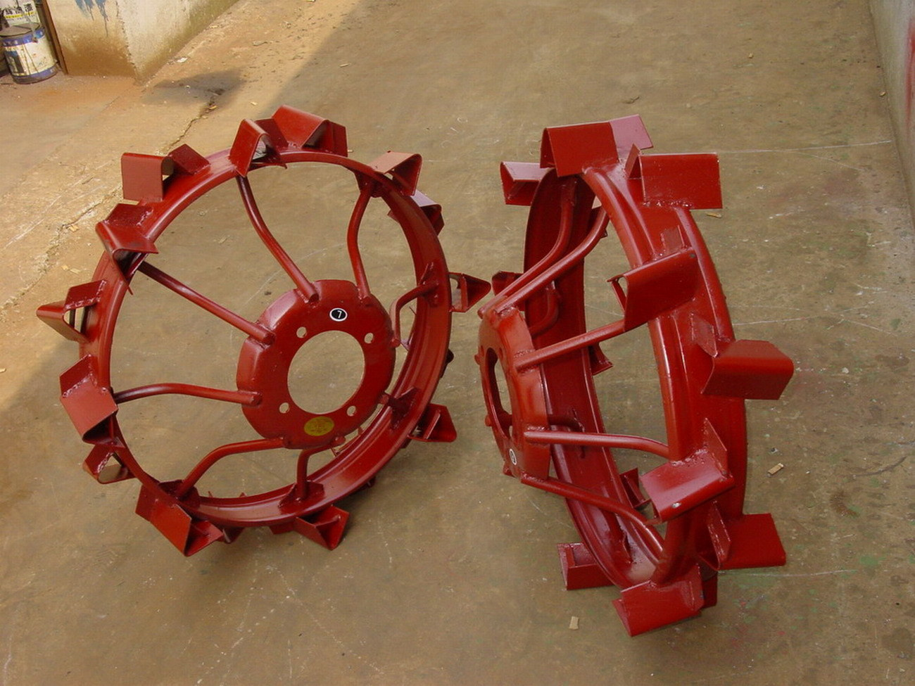 Steel Wheel / Iron Wheel