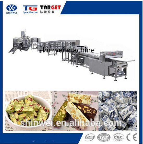 CE/ISO9001 Certification Top Price Practical Nougat Candy Cooker Machine