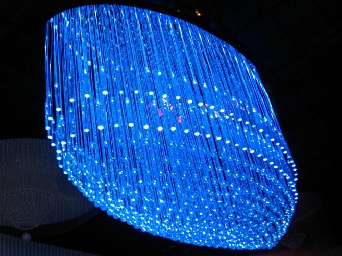 china led fiber light fiber optic light china led