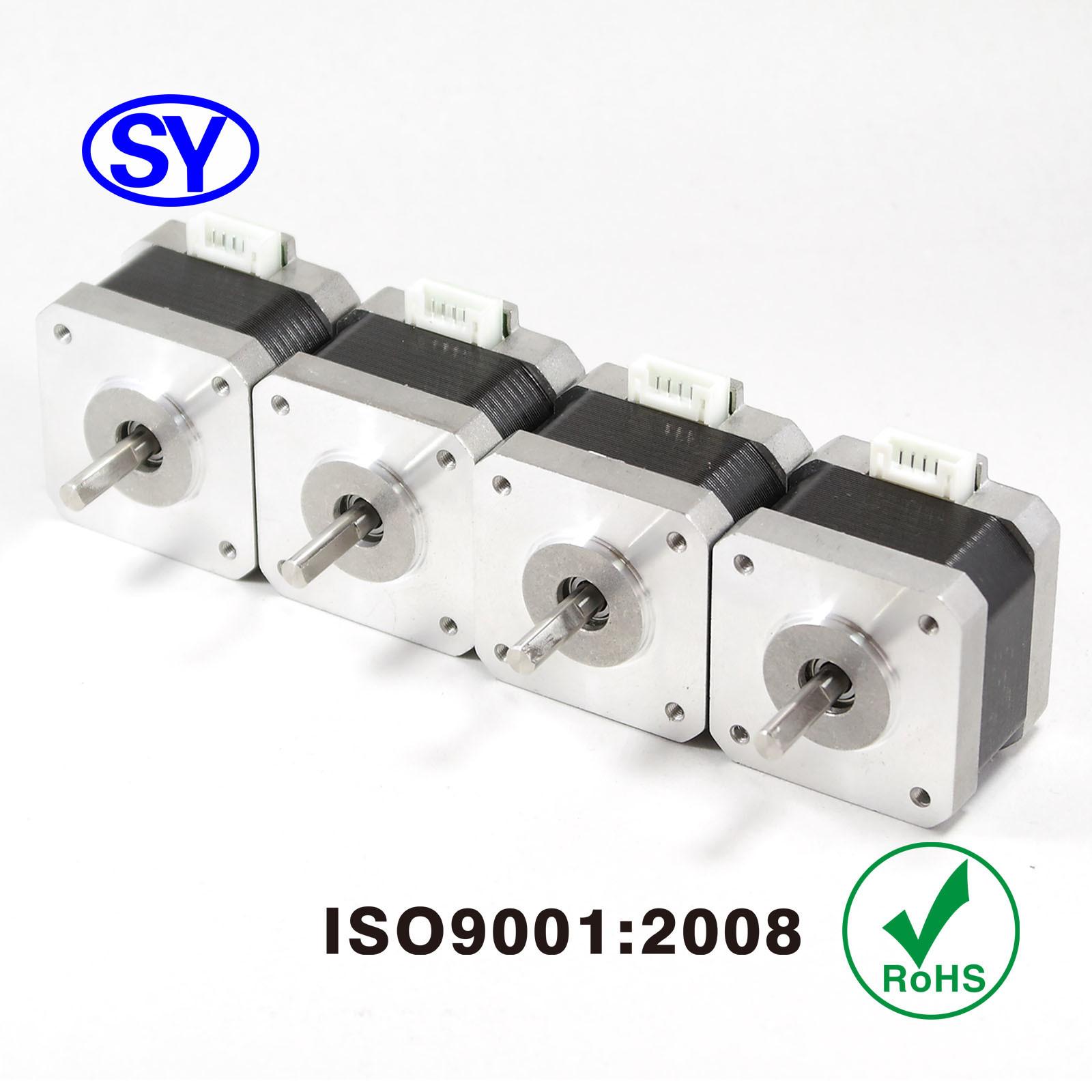 42 mm 1.8deg 3D Printer Stepper Electrical Motor