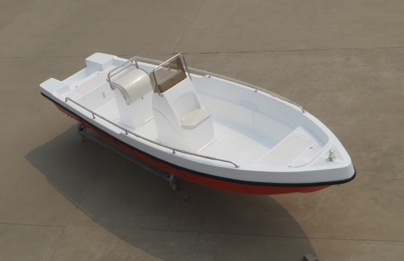 Fiberglass Fishing Boat (Aqualand 190)