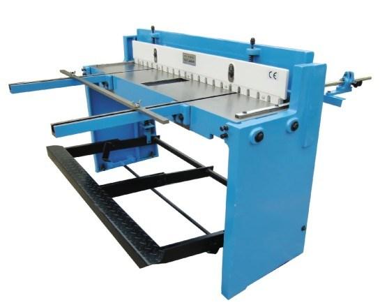 Foot Shear Machine (Foot Shearing Q01-1.0X1000 Q01-1.5X1320 Q01-2X1000