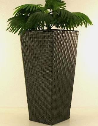 china plastic rattan baskets pe rattan planters pp rattan planters china plastic rattan. Black Bedroom Furniture Sets. Home Design Ideas