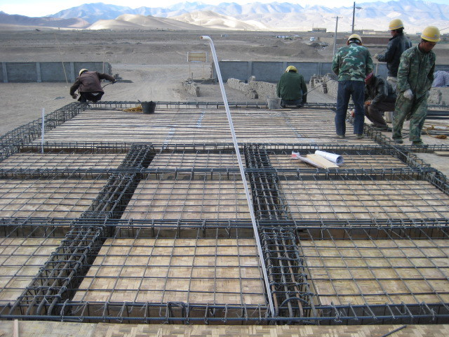 Welded Wire Mesh Reinforcement with ISO Certificate