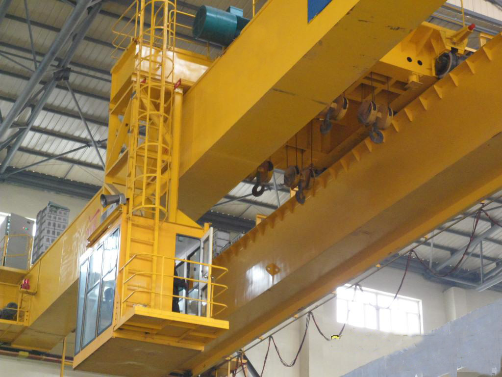 125 Ton Overhead Crane with High Working Efficiency