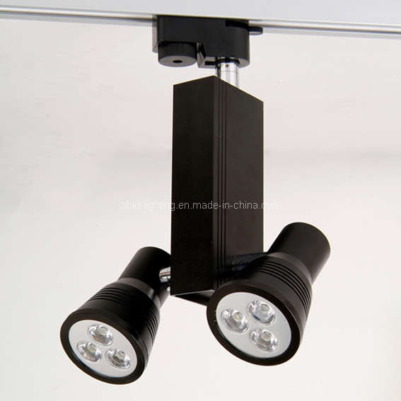 Led Track Lighting China: LED Track Light (AEL-G6094 6*1W)