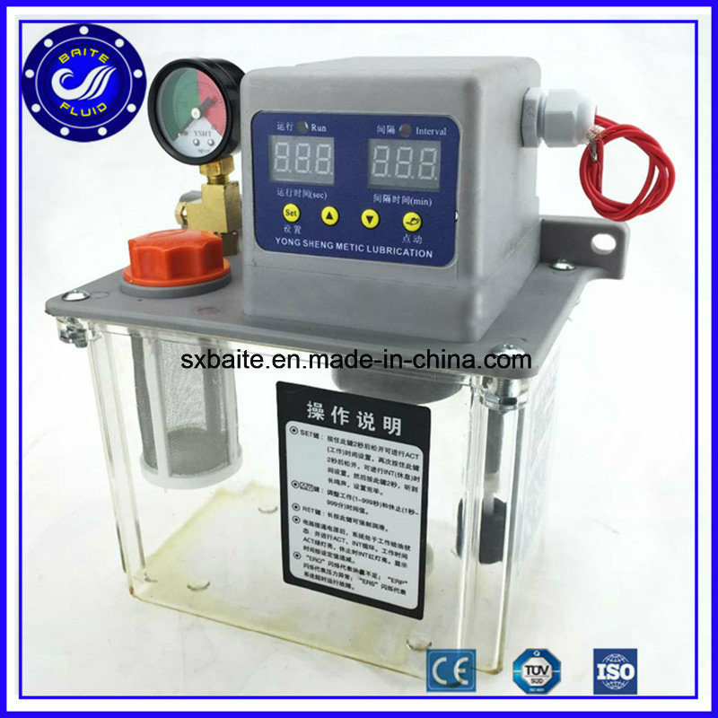 Wholesalers China PLC Control Motorized Lubricating Oil Pump Oil Lubricator pictures & photos