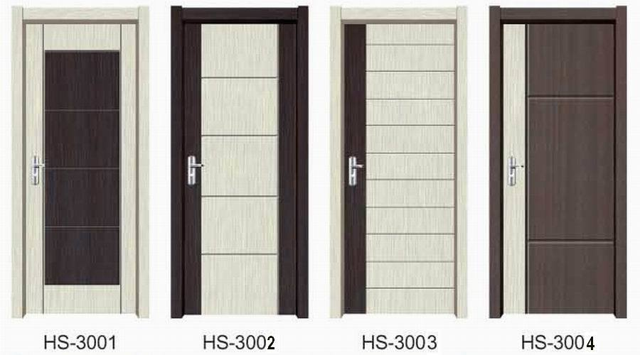 images of Interior PVC Door (New Design)