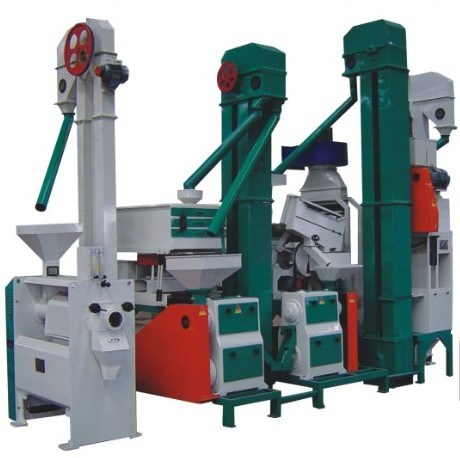 CTNM25 Combined Rice Mills