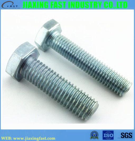 Hex Bolt / Hexagonal Head Bolt / Hex Head Cap Screw / DIN933 DIN931 DIN960 DIN961 ISO4014 ISO4017 DIN558 DIN601