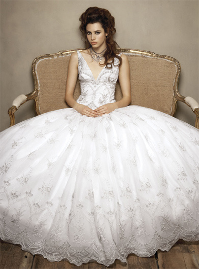 Bridal Dress 2009 AL0232009