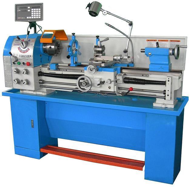 lathe machine metal