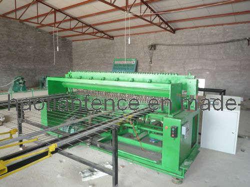 Welded Panel Machine