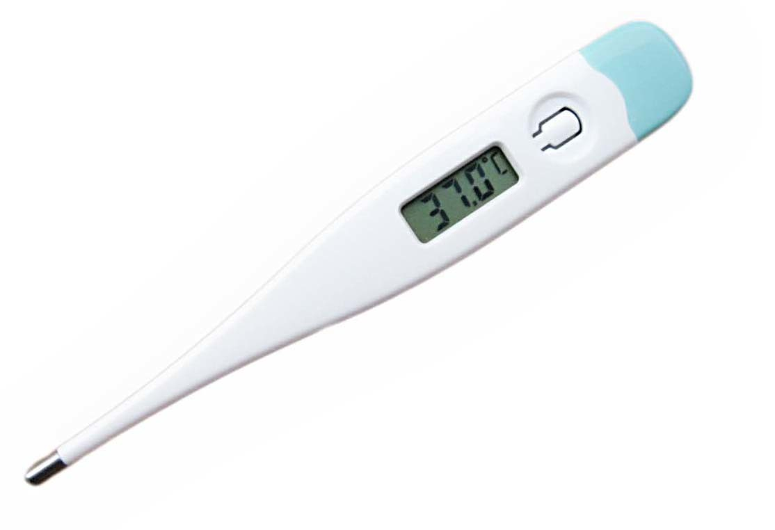 ranbaxy digital thermometer how to use