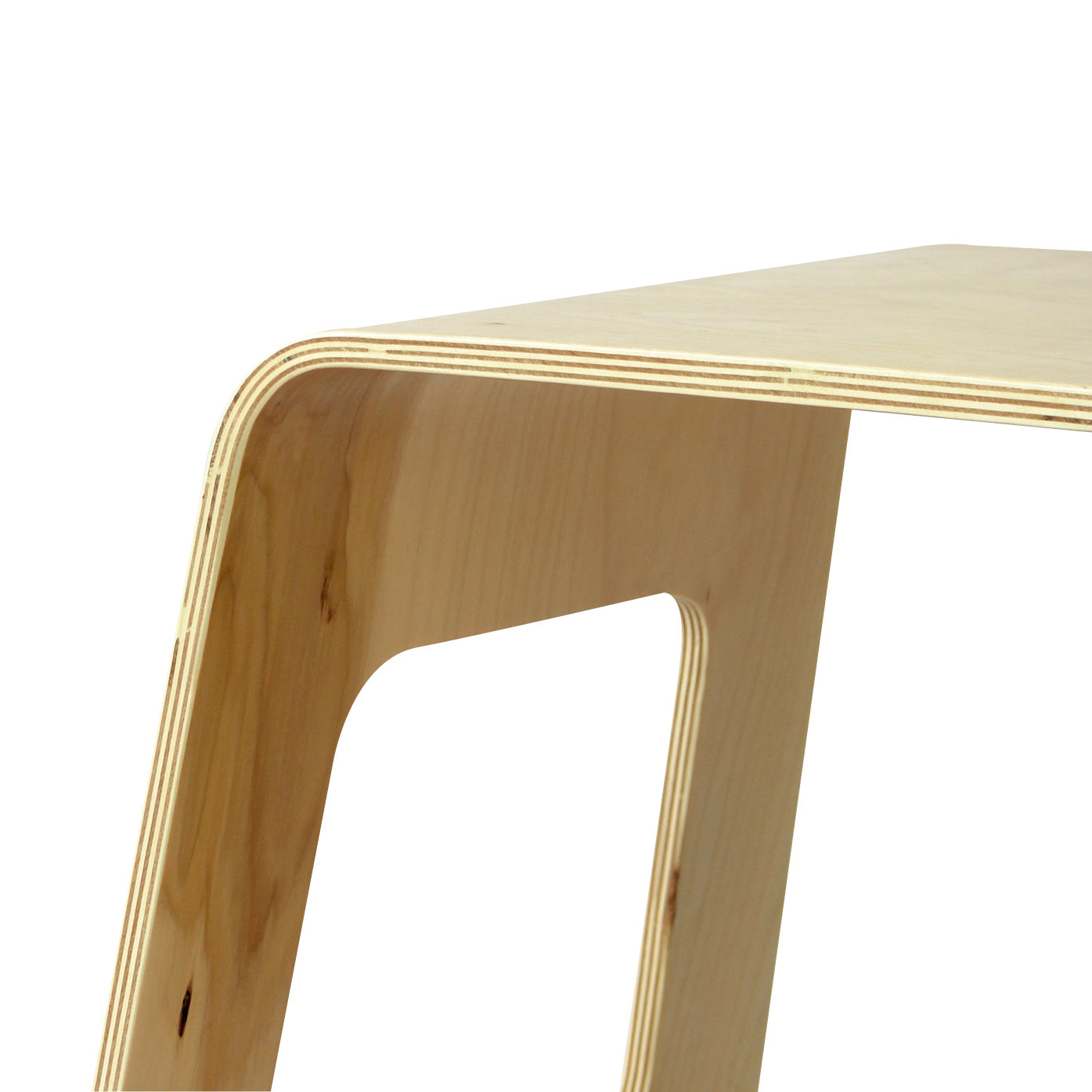Bentwood Stool Strong Stool Birch Stool (H-H007)