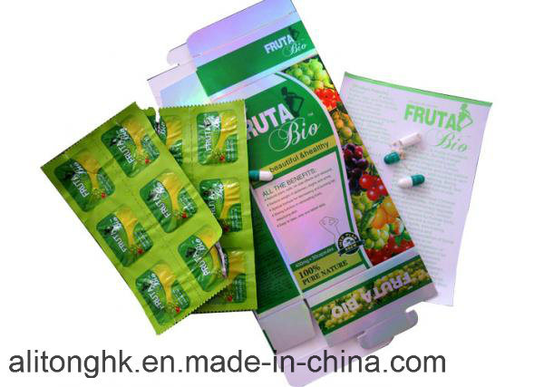 2016 Hot Sale Fruta Bio Slimming Capsule