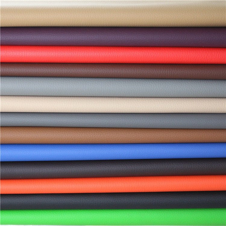 Anti-Abrasion Artificial Leather for Automobile Stocklot (418#)