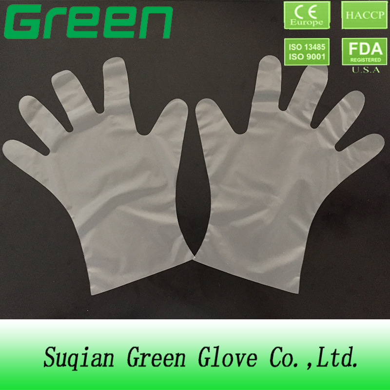 Plastic Gloves (CE, ISO certificated)