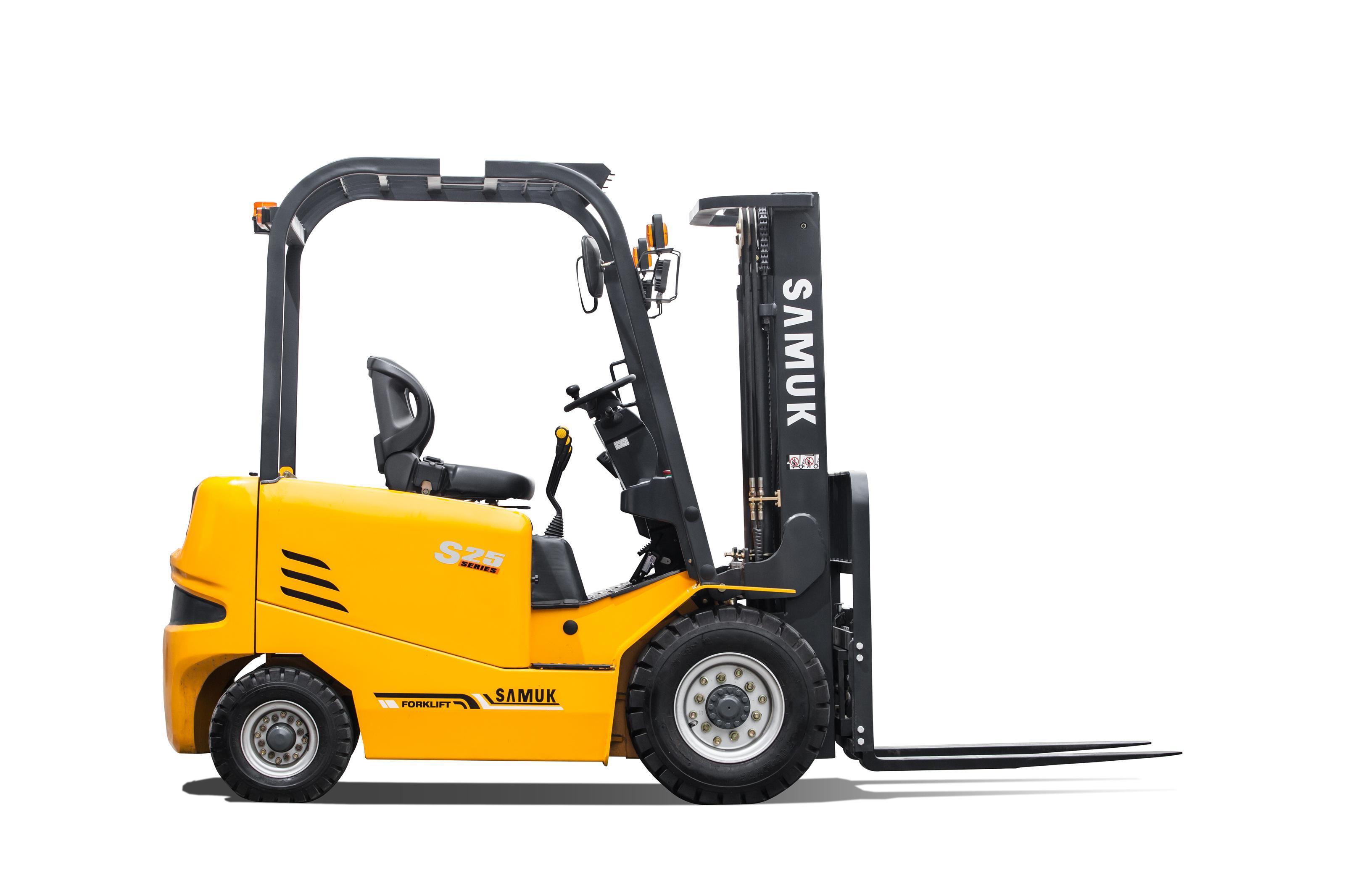 Four-Wheel Electric Forklift 1.5-3.5ton