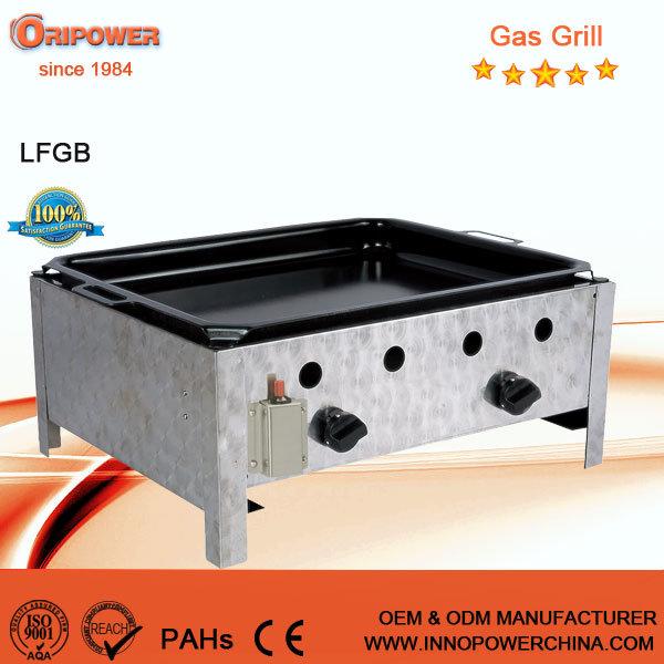 2 Burner Gas BBQ Grill