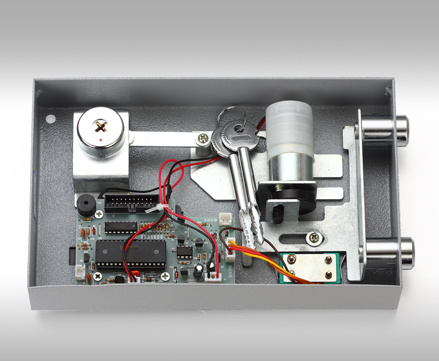 Hotel Safe Locks with Card (SJ850-2)