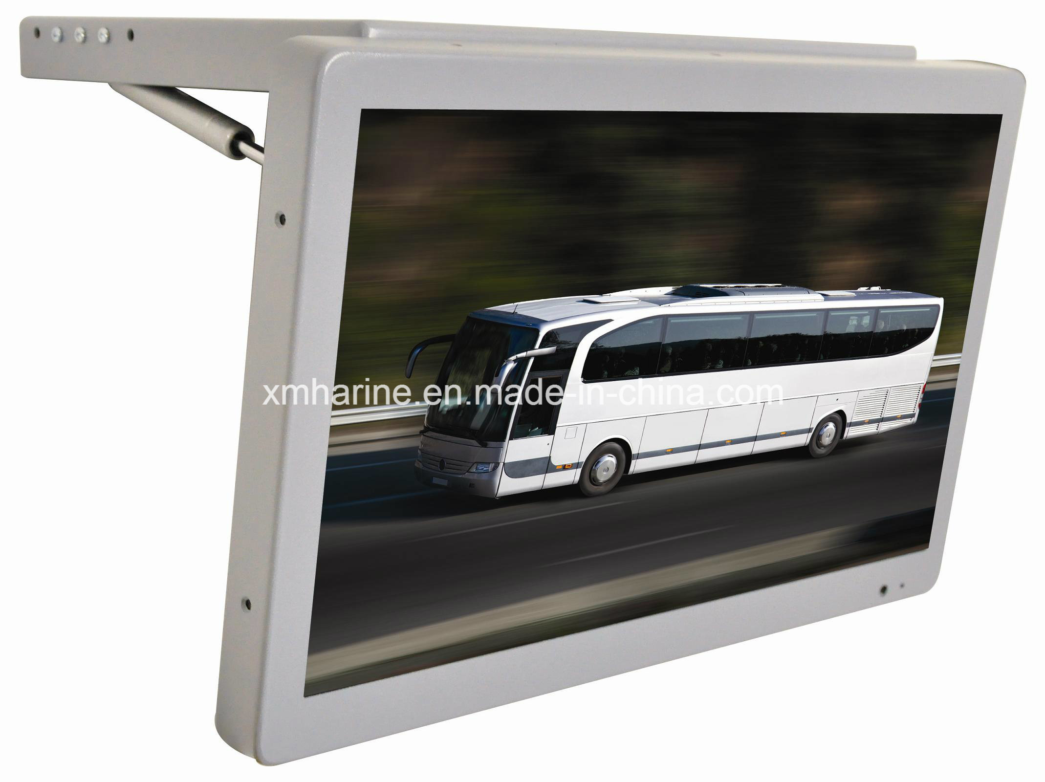 17′′ Manual Bus/ Train/ Car LCD Monitor TV