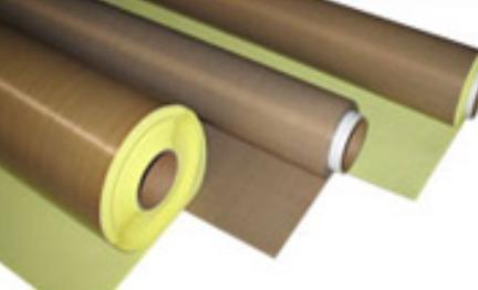 0.25mm PTFE Tape, Teflon Tape Cloth Adhesive Tape for Hot Sealing