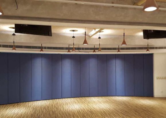 Soundproof Moveable Partition Walls for Office
