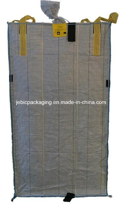 4 Side Panel Type C Conductive FIBC Bulk Bag