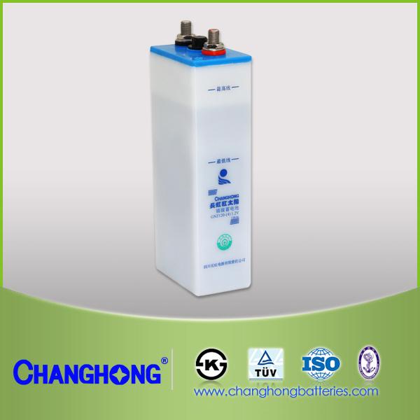 Changhong Pocket Type Nickel Cadmium Battery Gnz Series (Ni-CD Battery)