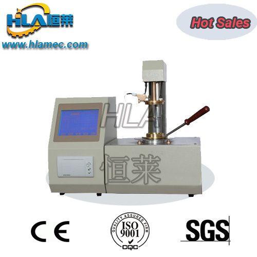 Automatic Industrial Oil Flash Point Tester