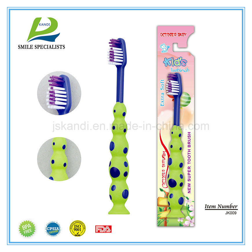 3 Color Ball Child Toothbrush