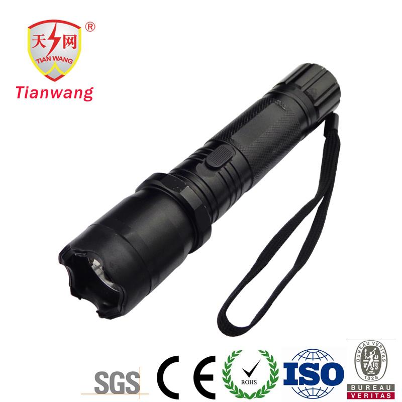 Tw-1101 Type LED Flashlight with Stun Guns