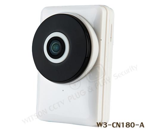 CCTV 960p HD 180 Degree Fisheye Wide Angle Wireless WiFi Hidden Corner IP Network Camera