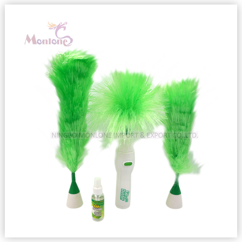 Rechargeable Spinning Revolving Electric Duster