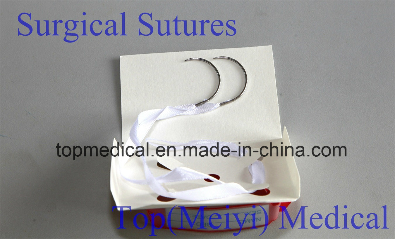 Surgical Suture Surgical Suture with Needle
