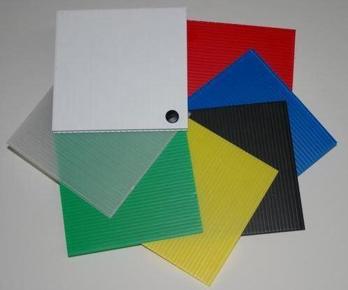 Sheet of PP Material