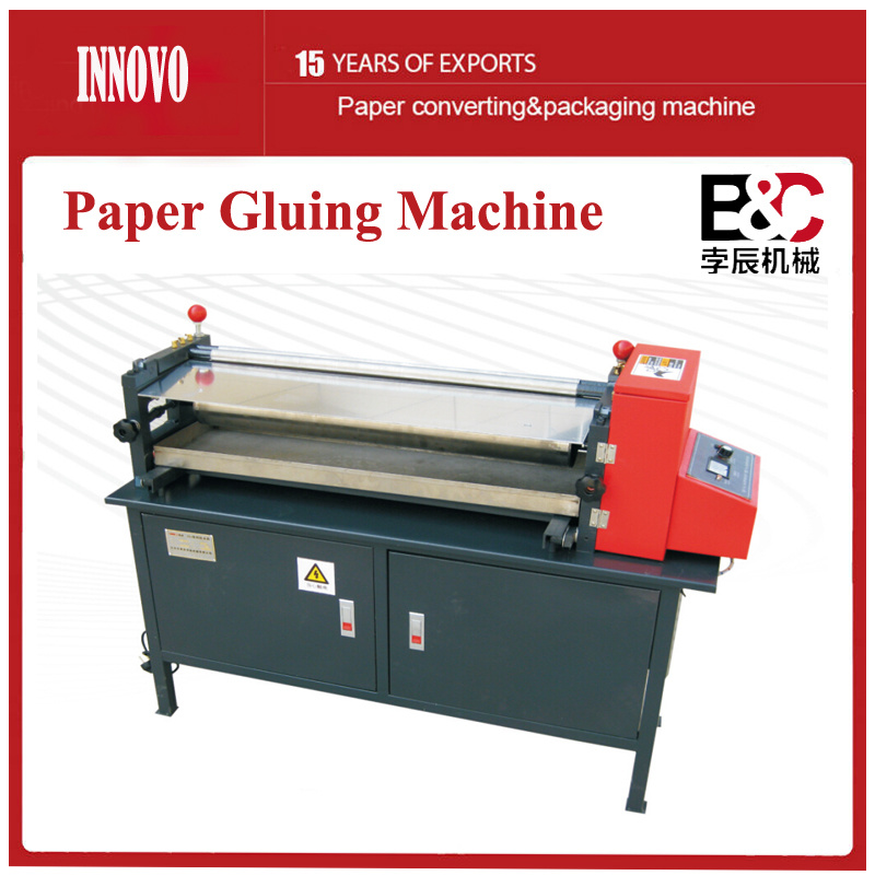 Js Paper Glue Machine Without Heating