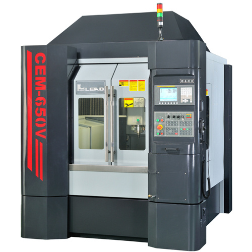 CNC Engraving Milling Machine 650V
