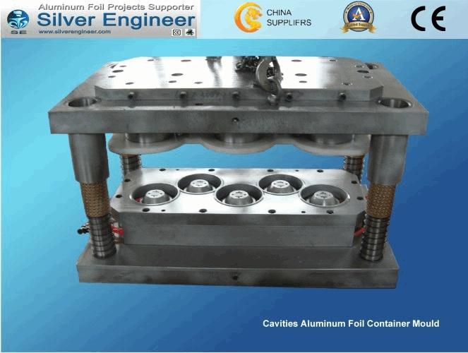 Aluminum Foil Containers Mould