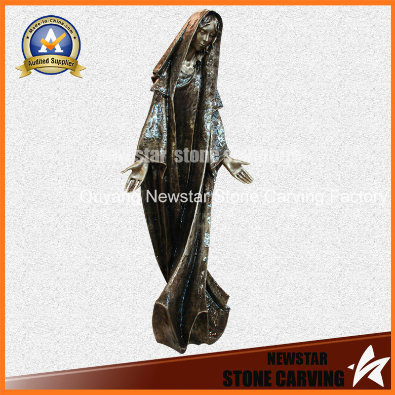 Home Decoration Life Size Bronze Statue Sculpture