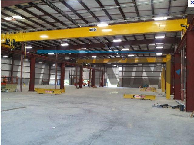 5t Overhead Crane 10 Ton Overhead Crane for Sale