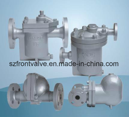 Cast Steel Lever Float Ball Steam Trap