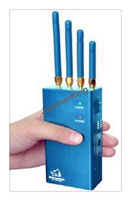 China Gpsl1, L2, L3, L4, L5 Jammer/Blocker; Portable GPS Signal Jammer; - China GPS Jammer, Portable Jammer