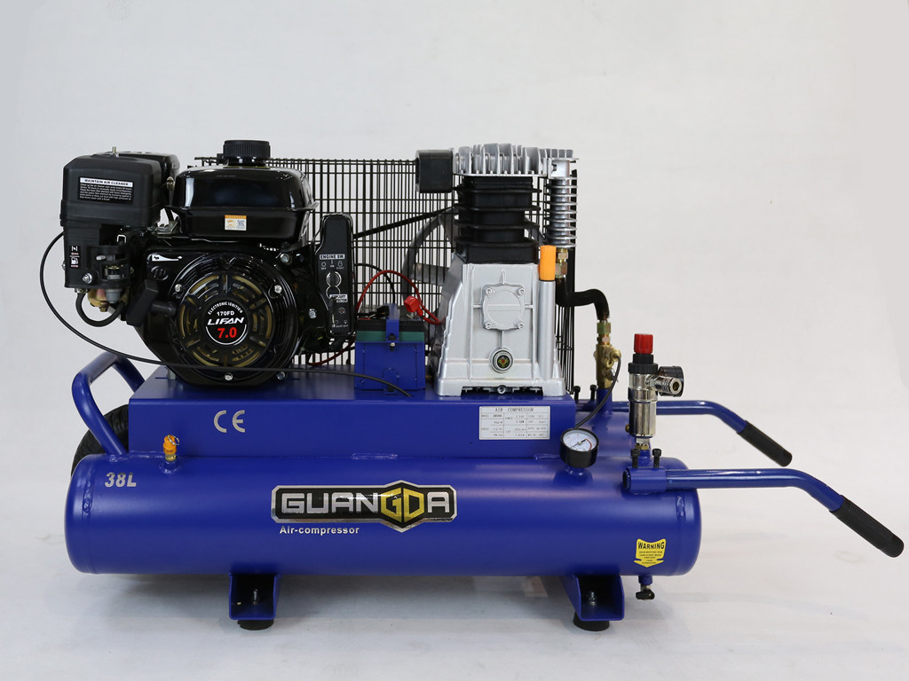 7HP Gasoline Engine Air Compressor (GHE2065)