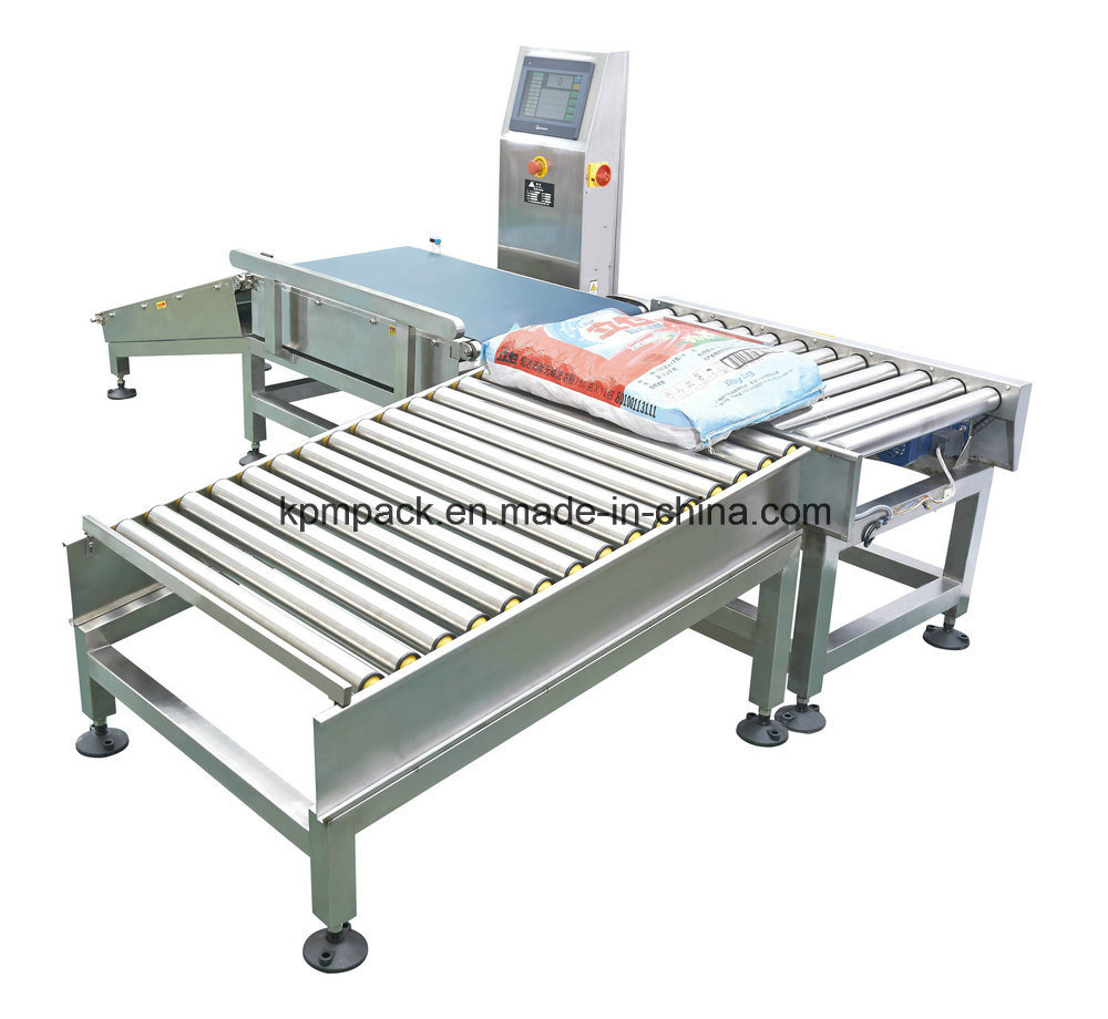 Automatic Checkweigher for Plastic Bag Box