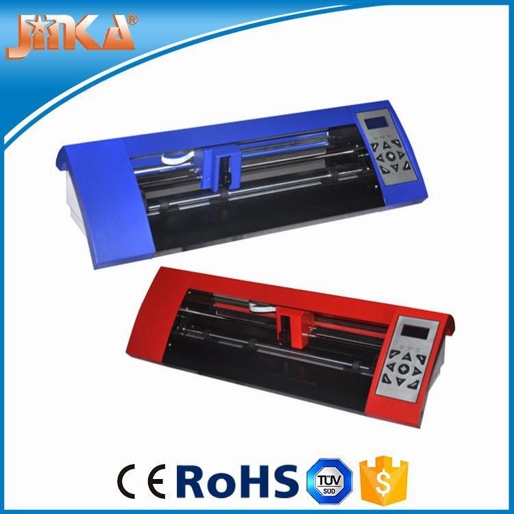 Automatic Contour Cutting Laser Sensor Desktop A3 Size Cutting Plotter