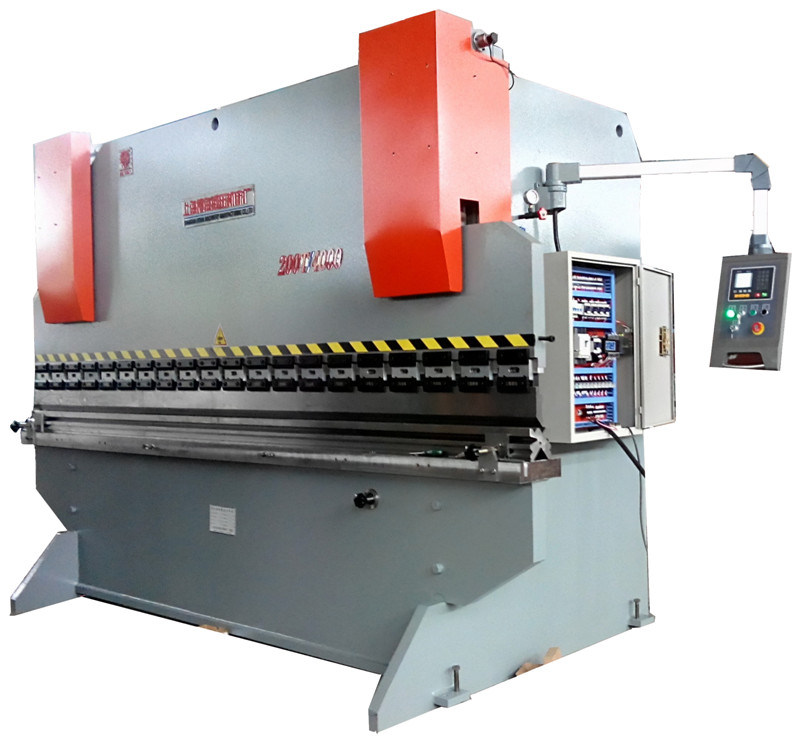 Hydraulic Press Brake, Bending Machine, Hydraulic Bending Machine